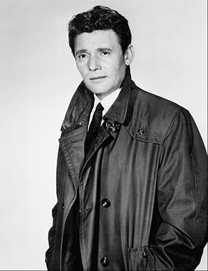 The Reporter (TV series) - Image: Harry Guardino The Reporter 1964