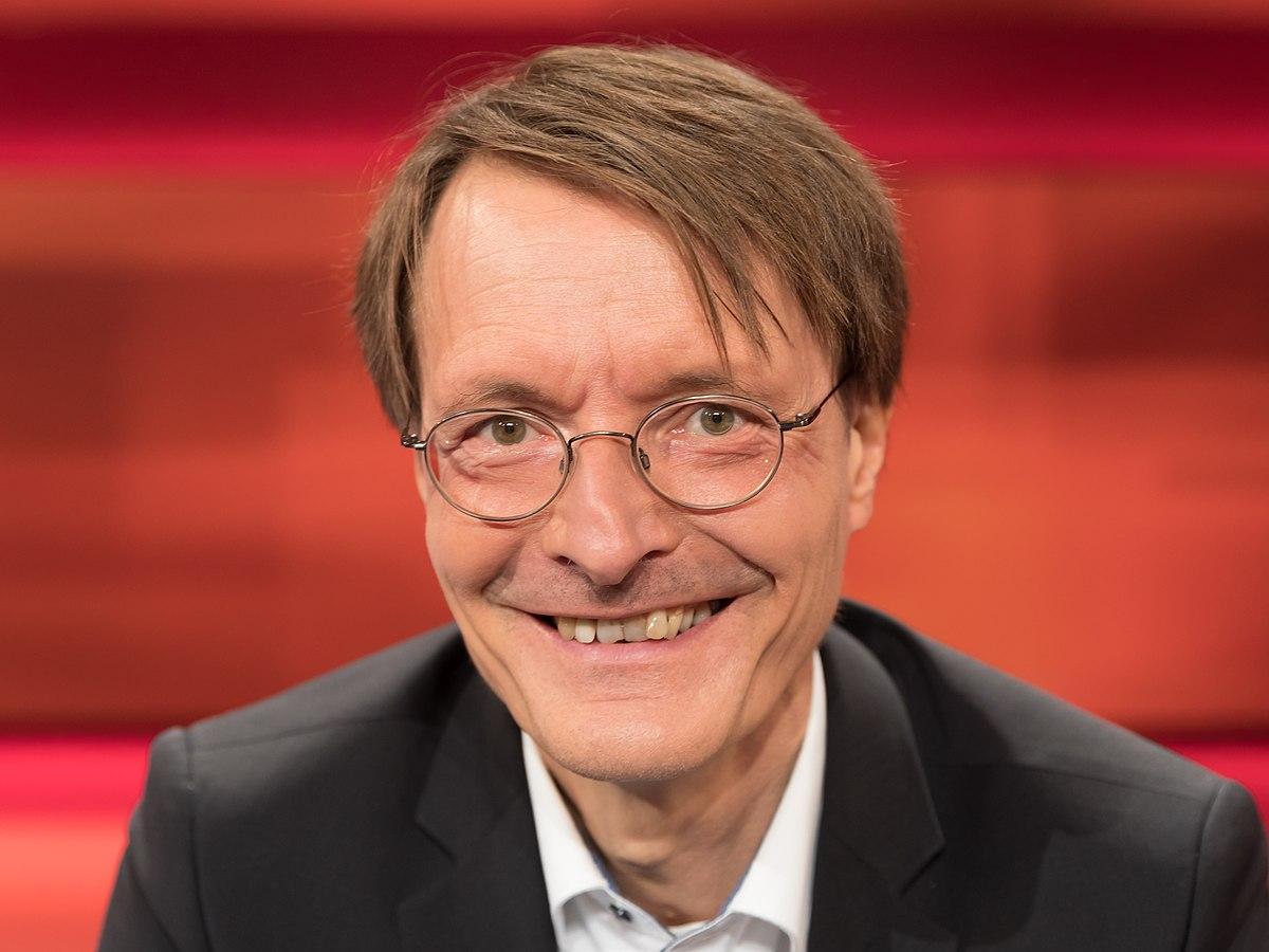 Politiker Lauterbach