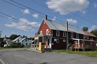 West Hartford, Vermont - The former West Hartford Village Store