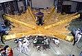 Haruka HALCA VSOP MUSES-B deployment test.jpg