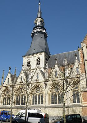 Image illustrative de l'article Cathédrale Saint-Quentin de Hasselt