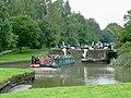 Hatton Locks No 44, Warwickshire - geograph.org.uk - 1709565.jpg