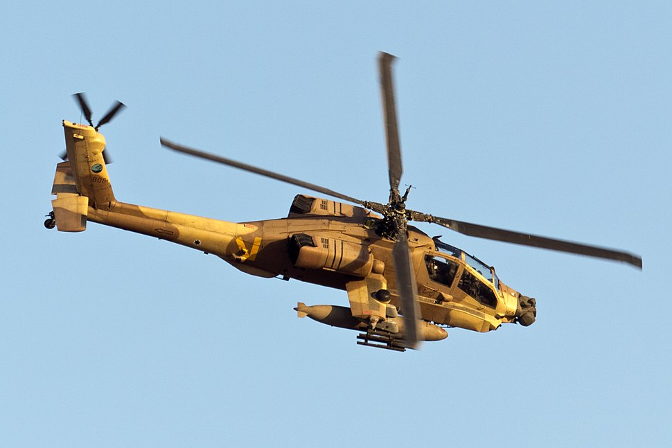 Hatzerim 270613 Apache