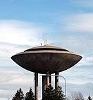 Haukilahti water tower