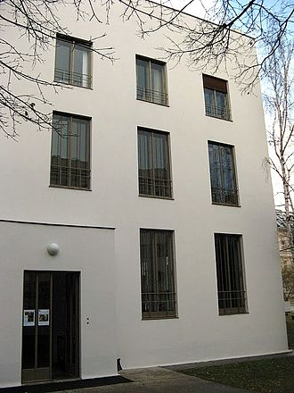 Haus Wittgenstein - Wittgenstein worked on Haus Wittgenstein between 1926 and 1929.