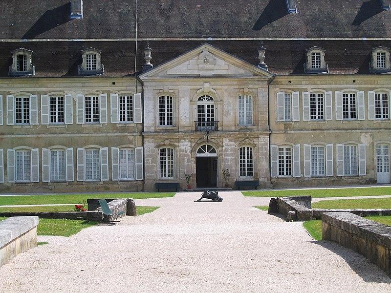 Haute-Marne Auberive Abbaye 09072008