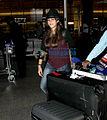 Hazel Keech returning from Dubai after TOIFA 2016.jpg