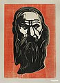 Head of an Old Man with Beard (1902) by Edvard Munch. Original from The Art Institute of Chicago. Digitally enhanced by rawpixel. (50434567826).jpg