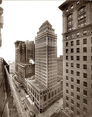 New York City: Heckscher Building at 50 East 4...