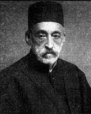 Mehdi Qoli Hedayat - Image: Hedayat mehdiqoli