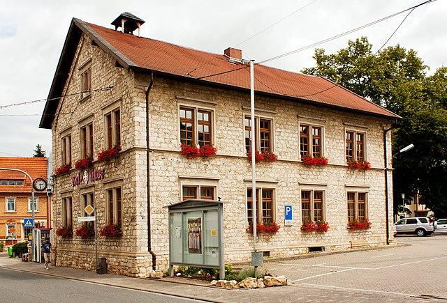 Heidesheim am Rhein