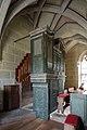 Heiligenblut in NÖ - Kirche, Orgel.JPG
