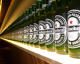 illustration de Heineken