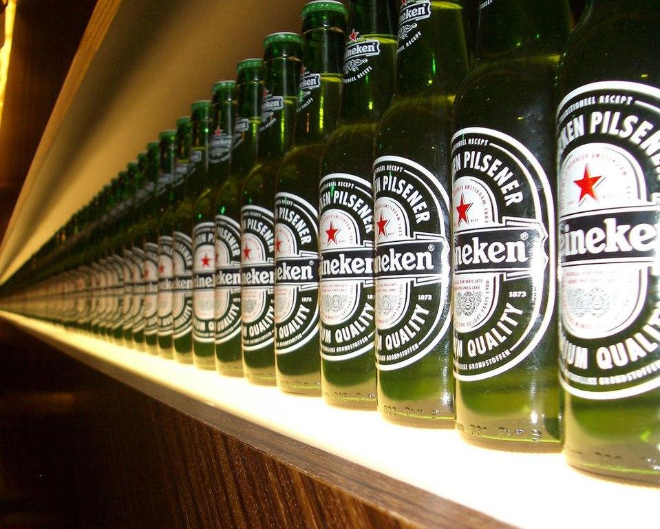 Heineken Experience à Amsterdam. Photo de Andybryant.