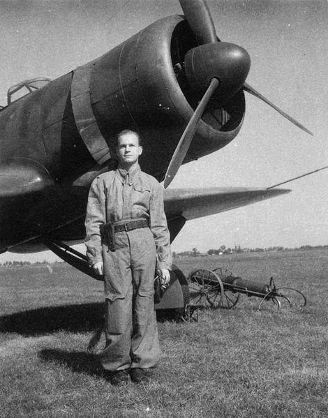 File:Heinkel He-70K típusú távolfelderítő repülőgép. Fortepan 26463.jpg