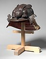 Helmet in the Shape of a Crouching Rabbit MET DP219907.jpg