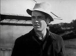 Henry Fonda en en la jaro 1937 en filmo Slim