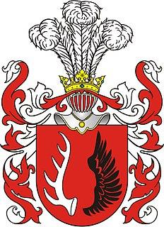 Działosza coat of arms