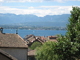 Place in Geneva, Switzerland