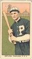 Hetling, Portland Team, baseball card portrait LCCN2008677308.tif