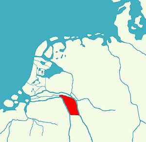 Chattuarii - The Hettergouw at the lower Rhine in the Frankish Empire, named after the Hetware.