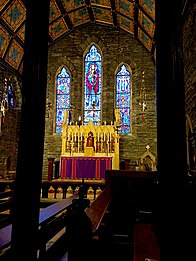 High Altar, Church of the Good Shepherd (Rosemont, Pennsylvania)
