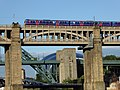 High Level Bridge, Newcastle upon Tyne, August 2015 (01).JPG