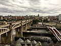 High Level Bridge Newcastle by Kausar.jpg