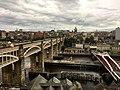 High Level Bridge Newcastle by Kausar.jpg