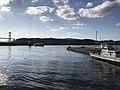 Hiradojima Island from Tabira Port.jpg
