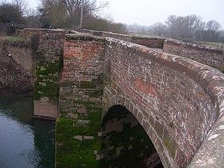 Battle of Powick Bridge Battle of the First English Civil War