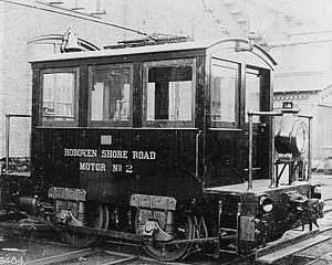 Hoboken Shore Railroad - Image: Hoboken Shore Road 2