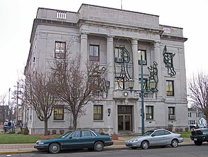Hocking County, Ohio - Image: Hocking County Courthouse