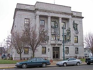 Hocking County, Ohio County in Ohio, US