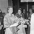 Hollandfestival in Kurhaus te Scheveningen geopend, Prinses Christina van Zweden, Bestanddeelnr 916-5417.jpg