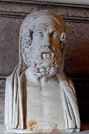 Escritor Griego: Homero