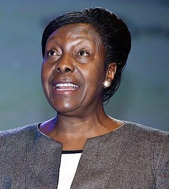 Charity Ngilu - Image: Hon. Charity Kaluki Ngilu at Opening Session