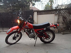 Honda XL185 - Wikipedia