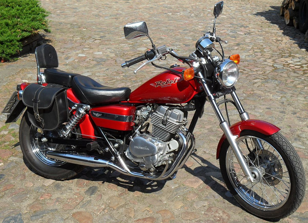 Image Gallery Honda Rebel