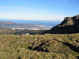 Hondarribia and Irun from Aiako Harria.jpg