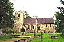 Hooton Pagnell, All Saints Church - geograph.org.uk - 234771.jpg