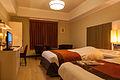 Hotel Monterey La Soeur Osaka standard twin bedroom 20121102-001.jpg