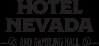 Hotel Nevada and Gambling Hall - Image: Hotel Nevada and Gambling Hall logo 2017