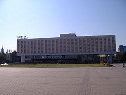 Hotel Victoria w Warszawie
