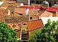 Vue sur l'ancien quartier de Béjaïa