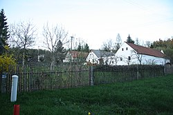 Houses of Poldovka, Volfířov, Jindřichův Hradec District.jpg