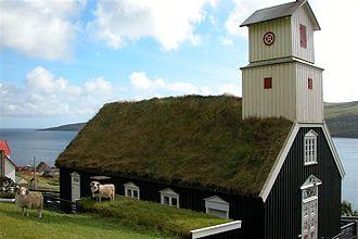 Hov, Faroe Islands - Image: Hov.1