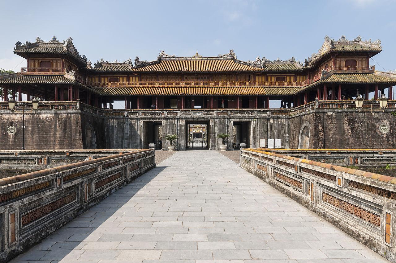 Kota Kekaisaran Huế