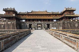 Imperial City, Huế Hué