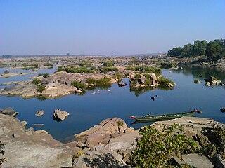 Sambalpur district District of Odisha in India